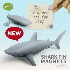 shark fin magnet